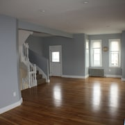 Sunny, Renovated 4 Bdrm, 2 Bath Apt in Somerville w/Parking and Outdoor Space
