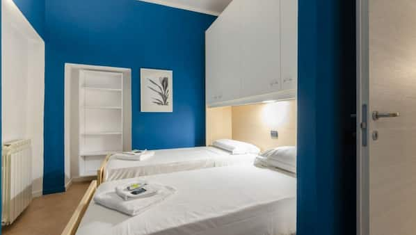 2 sovrum, strykjärn/strykbräda, wi-fi och sängkläder
