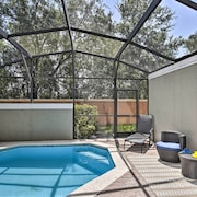 New! Bella Vida Home W/private Pool, 7Mi to Disney