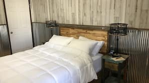 WiFi, bed sheets