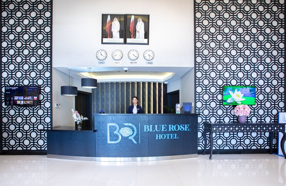 Featured Image, New Blue Rose Hotel