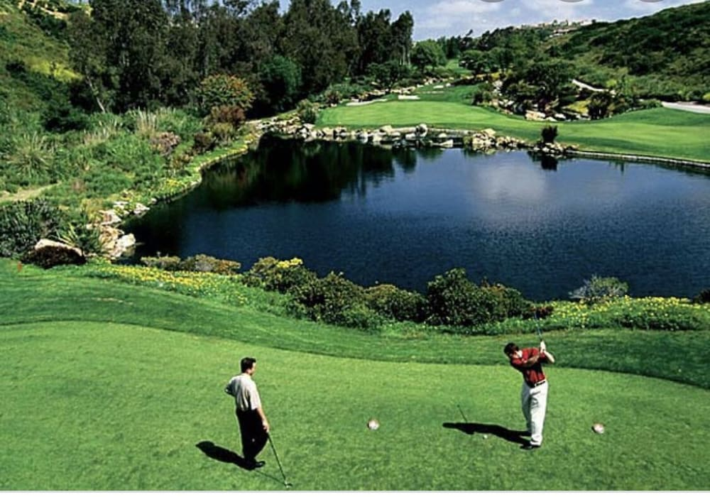 Golf, Four Seasons Resort Aviara; Carlsbad, California
