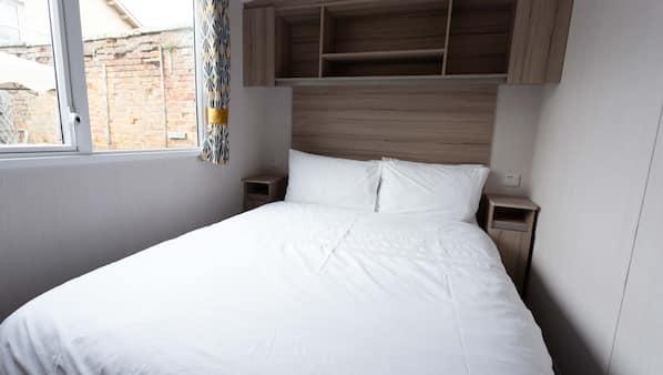 3 多间卧室、床单