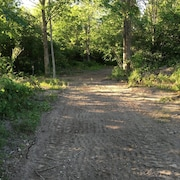 22 acres Park-Like on NYS Snowmobile Trail  BONUS Golf Cart Off-road trail Ponds