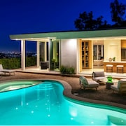 Hollywood Hills mid Century