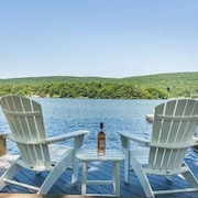 Lakefront Luxury on Greenwood Lake