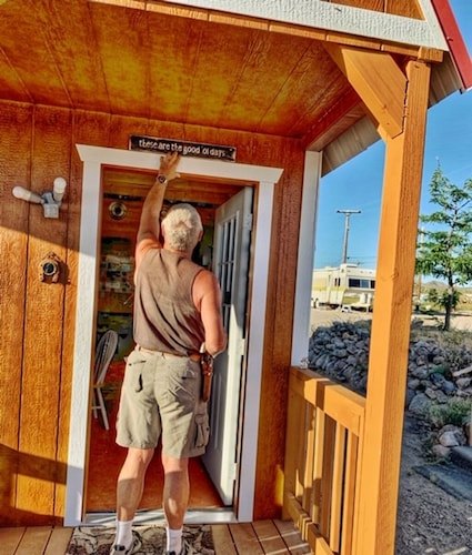 , Desert Motel Room. Skywalk, Lake Mead, Outdoors, Campground