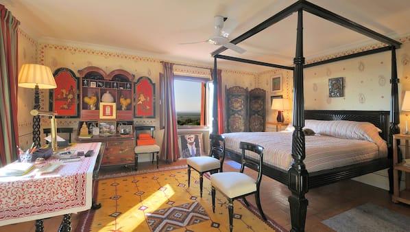 7 Schlafzimmer, Bügeleisen/Bügelbrett, kostenloses WLAN, Bettwäsche