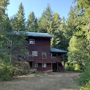 Mountain Retreat at Lake Kachess