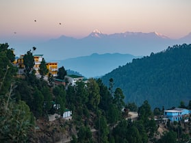 juSTa Mukteshwar Retreat & Spa