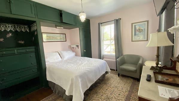 7 quartos, Wi-Fi, roupa de cama