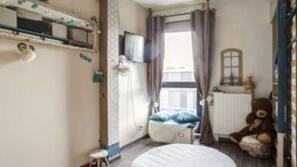 3 soveværelser, strygejern/strygebræt, Wi-Fi, sengetøj