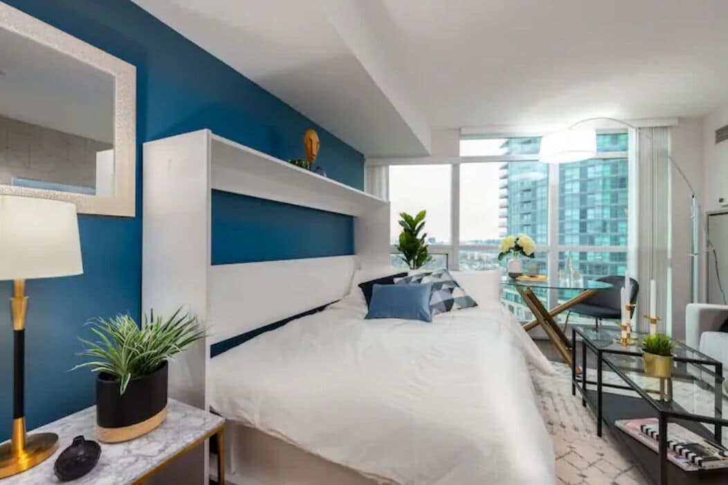 Stunning Fort York Studio Apartment With Parking Precos Promocoes E Comentarios Expedia Com Br