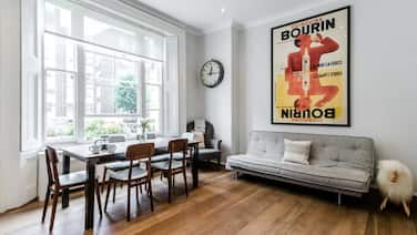 Elegant 2 bed in Primrose Hill
