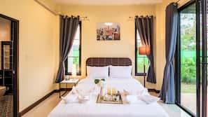高級寢具、記憶棉床墊、設計自成一格、家具佈置各有特色