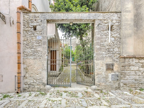 Inviting Holiday Home in Erice With Garden