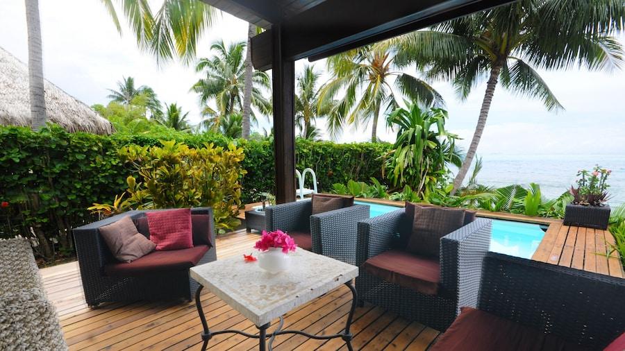 #2 Beach Villa Bliss by Tahiti Villas