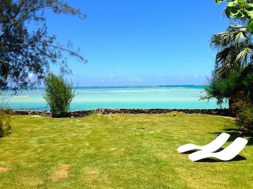 #4 Beach Villa Bliss by Tahiti Villas
