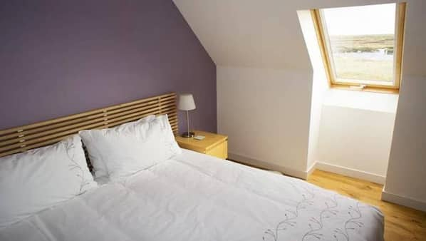 1 bedroom, iron/ironing board, Internet, bed sheets