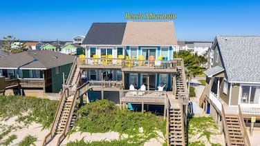 Beach Mountain Duplex