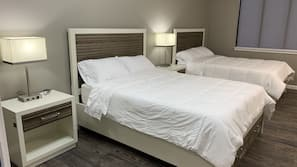 6 bedrooms, in-room safe, iron/ironing board, WiFi
