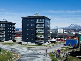 Nuuk Hotel Apartments by HHE