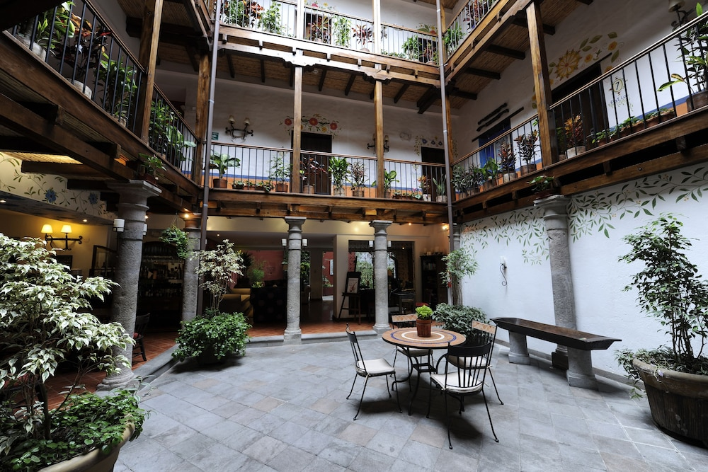 Book La Casona De La Ronda Boutique Hotel Quito Hotel Deals