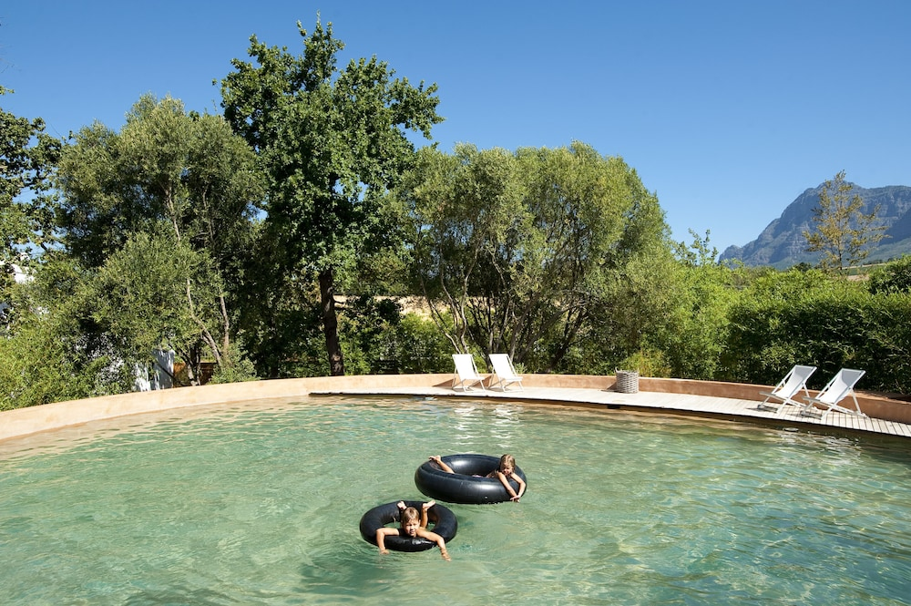 Outdoor Pool, Babylonstoren