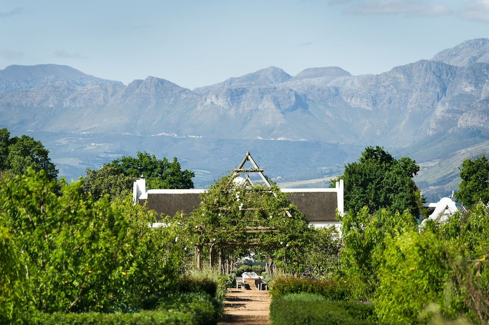 Property Grounds, Babylonstoren