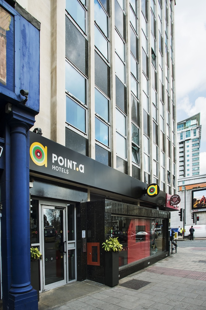 Point A Hotel London Westminster Rooms