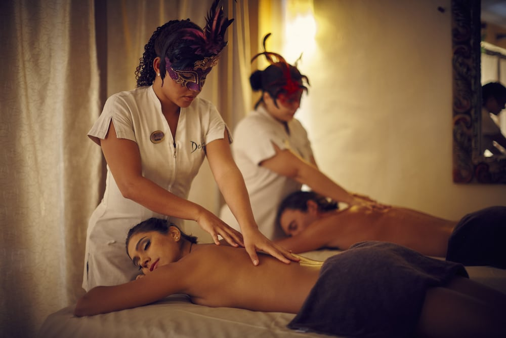 Massage, Desire Pearl Luxury All Inclusive - Couples Only