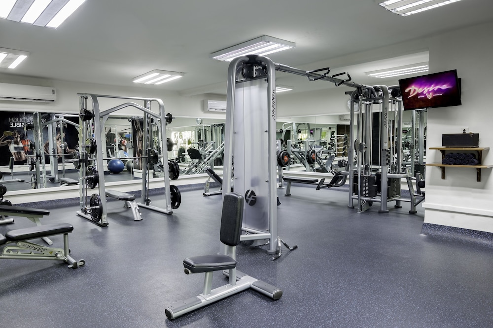 Gym, Desire Pearl Luxury All Inclusive - Couples Only