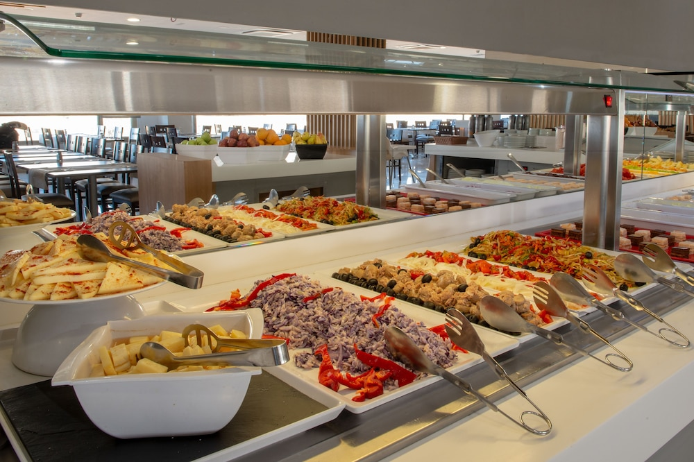Buffet, Marina Elite