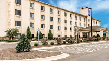 Sleep Inn & Suites Mount Olive North