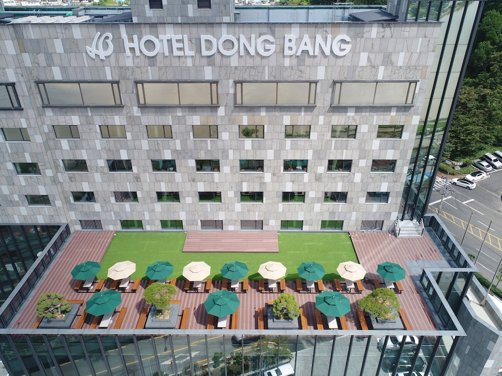 Terrace/Patio, Hotel DongBang