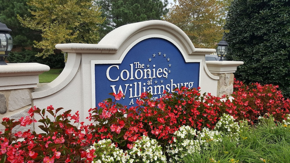 Property Entrance, The Colonies at Williamsburg