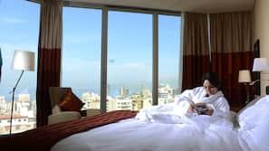 Roupas de cama de algodão egípcio, roupas de cama premium