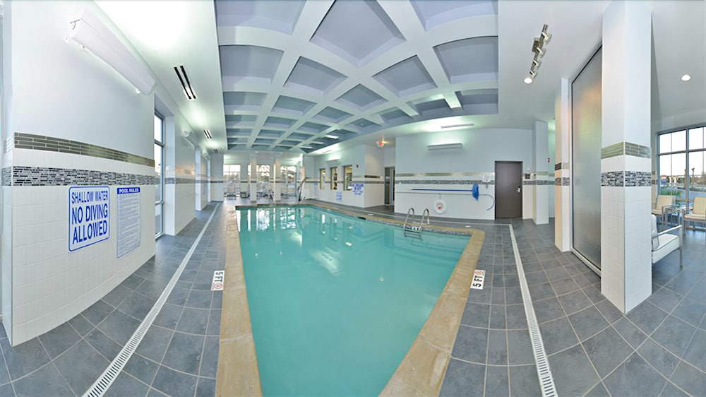 Indoor Pool, Hampton Inn & Suites Columbia/Southeast-Ft. Jackson