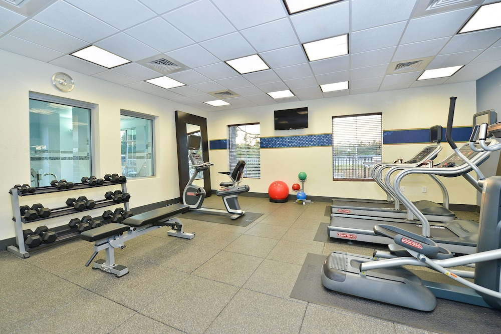 Fitness Facility, Hampton Inn & Suites Columbia/Southeast-Ft. Jackson