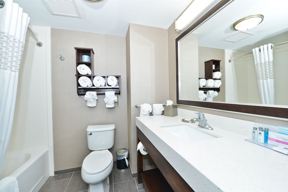 Bathroom, Hampton Inn & Suites Columbia/Southeast-Ft. Jackson