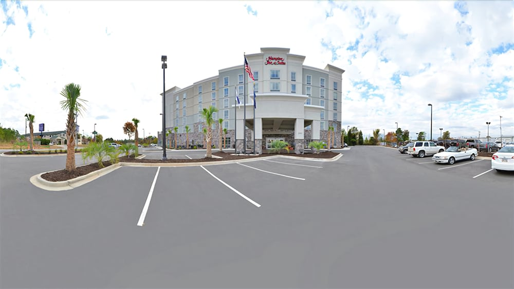 Exterior, Hampton Inn & Suites Columbia/Southeast-Ft. Jackson