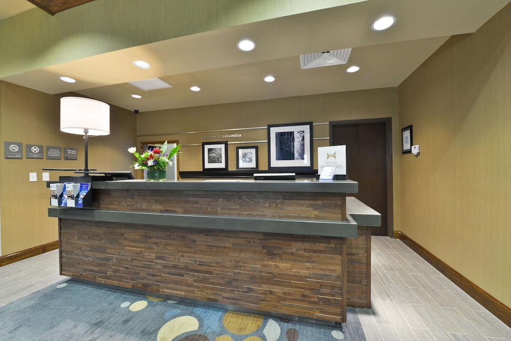 Reception, Hampton Inn & Suites Columbia/Southeast-Ft. Jackson