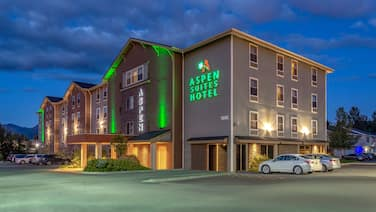 Aspen Suites Hotel Anchorage