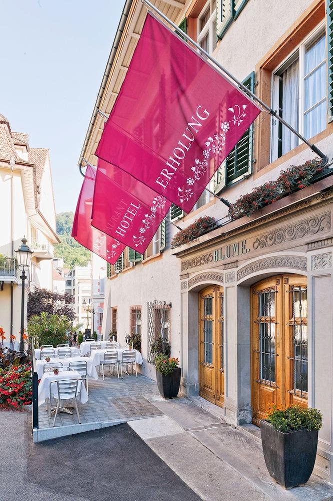 Atrium Hotel Blume Baden Hotelbewertungen 2019 Expedia De