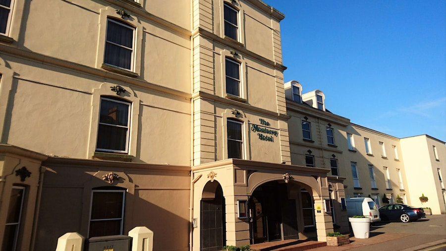 The Monterey Hotel, Sure Hotel Collection by Best Western