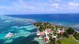 Blue Marlin Beach Resort - South Water Caye Hotels