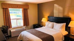 Desk, rollaway beds, free WiFi, bed sheets
