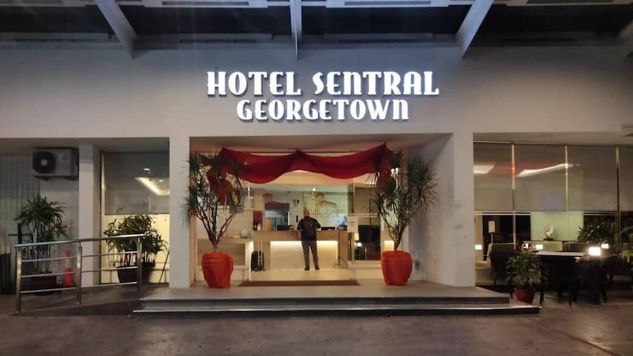乔治城中环广场酒店