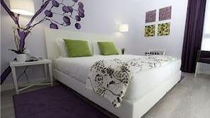 Coffre-forts dans les chambres, décoration personnalisée, lits bébé