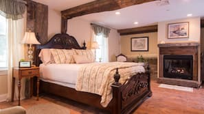 14 bedrooms, premium bedding, pillow top beds, individually decorated